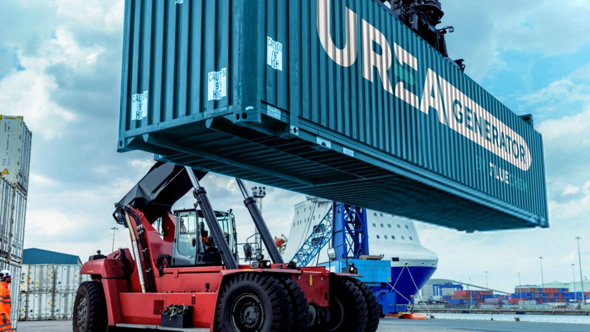 UREA Generator Systems
